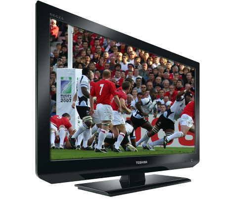 "22"" Toshiba High Definition LED TV"