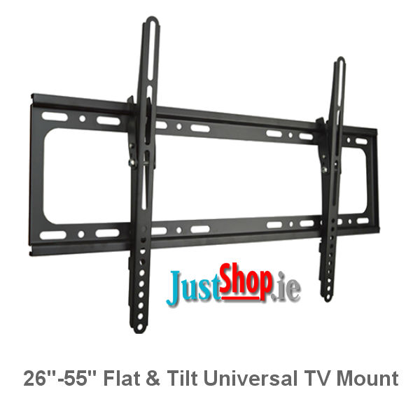 "26""- 55"" TV Wall Bracket - Tilt Version"