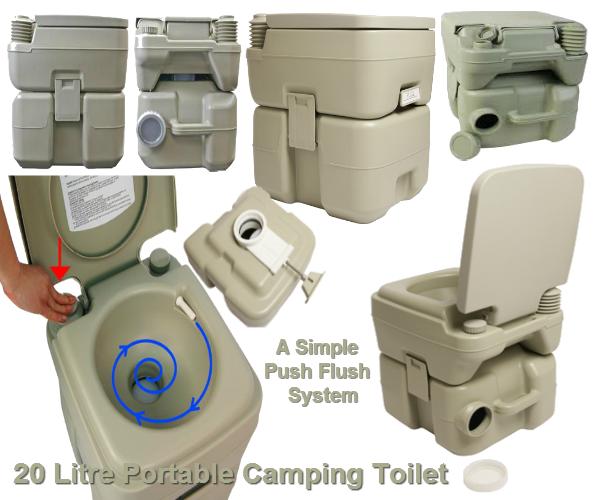 Portable Camping Toilet : Portable camping toilets camping toilets portable camping