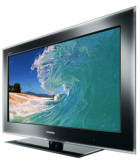 "32"" REGZA SL Series with Freeview HD & LED Backlighting"