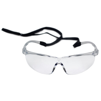 3M Tora Protective Spectacles (Clear Lens)