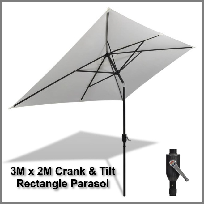 3M x 2M Rectangle