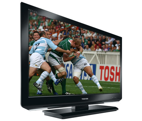"42"" Full High Definition 1080p LED TV - SAORVIEW"