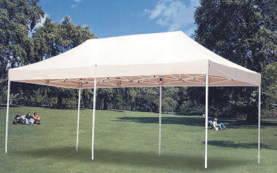 Gazebo Hire: 6M X 3M Heavy Duty Pop Up Gazebo with side walls