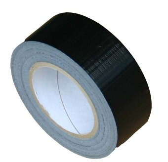 Black Gaffa Tape (per roll)