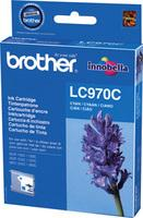Brother DCP-135C/DCP-150C/MFC-235C Inkjet Cartridge Cyan LC-970C