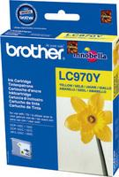 Brother DCP-135C/DCP-150C/MFC-235C Inkjet Yellow LC970Y