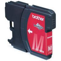 Brother LC1100 Inkjet Cartridge High Yield Magenta LC1100HYM