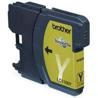 Brother LC1100 Inkjet Cartridge High Yield Yellow LC1100HYY