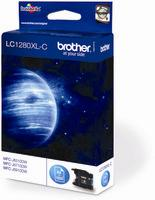 Brother Inkjet Cartridge High Yield Cyan LC1280XLC