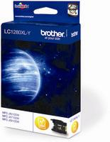 Brother Inkjet Cartridge High Yield Yellow LC1280XLY
