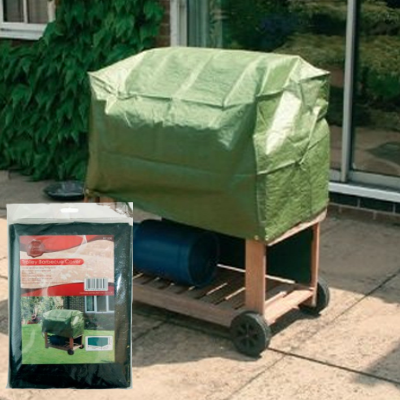 Trolloy BBQ Protection Cover