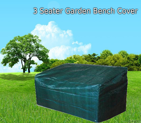 3 Seater Garden Bench Cover