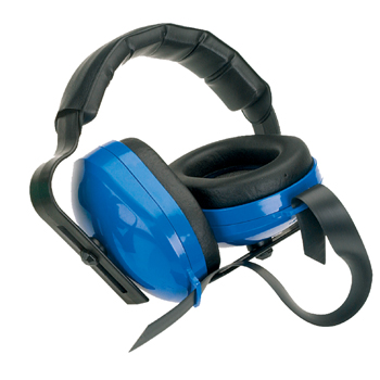 Big Blue Ear Muff (3 Sets)