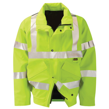 Colorado 2 Layer Gore-Tex High Vis Bomber Jacket