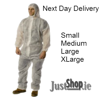 Disposable Coveralls (Adults)