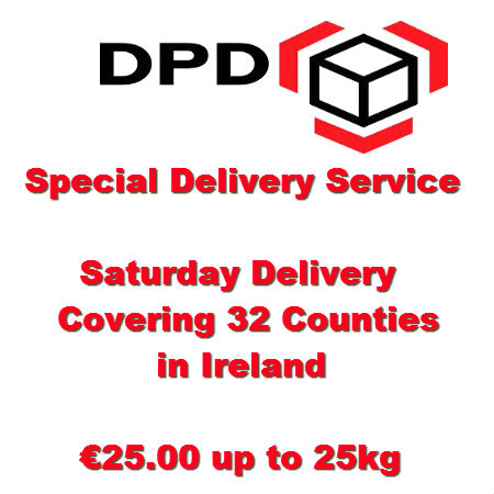 DPD Saturday Special Delivery Fee