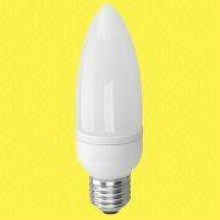 8 Watt CCFL Dimmable Candle