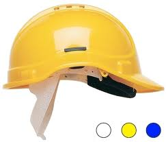 3 x Protector Elite 300 Helmet (Yellow)