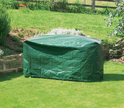 Superieur 2 Seater Garden Bench Cover   Large BBQ Cover
