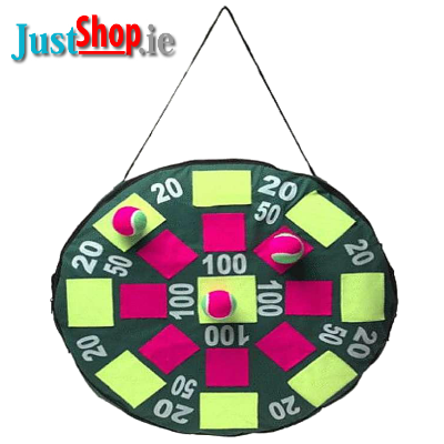 Velcro Dart Ball Indoor & Outdoor Game