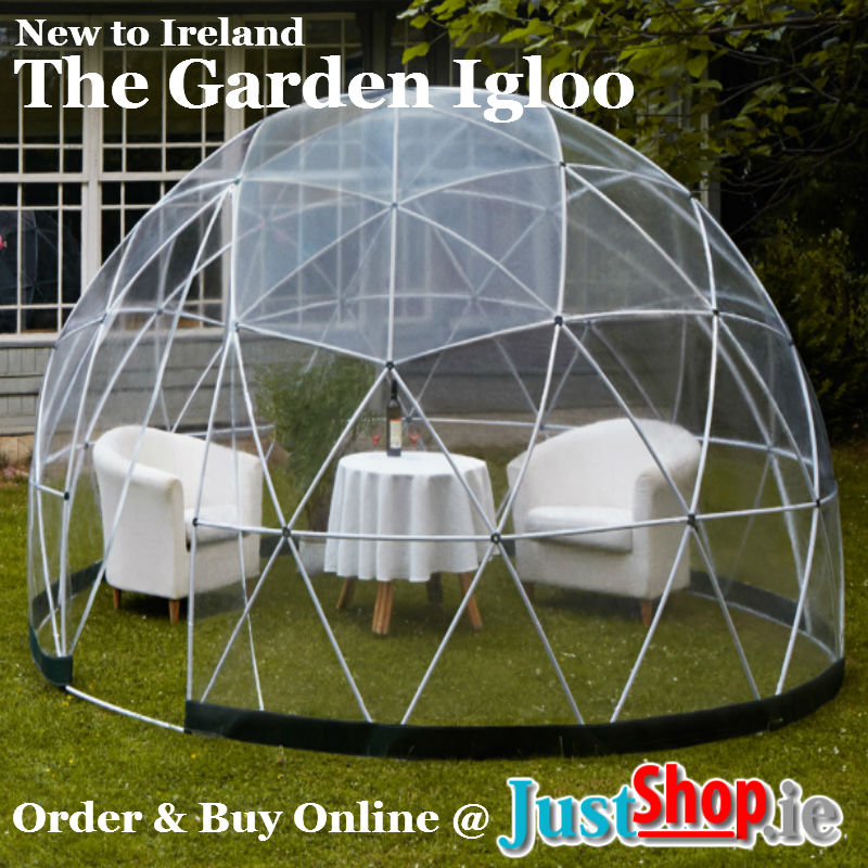 Garden Igloo , The Garden Igloo , Garden Igloo Ireland