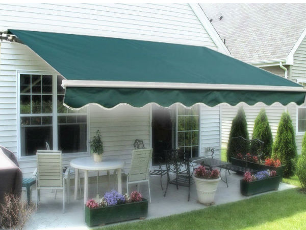 The Nettuno 3M X 2M Retractable Awning