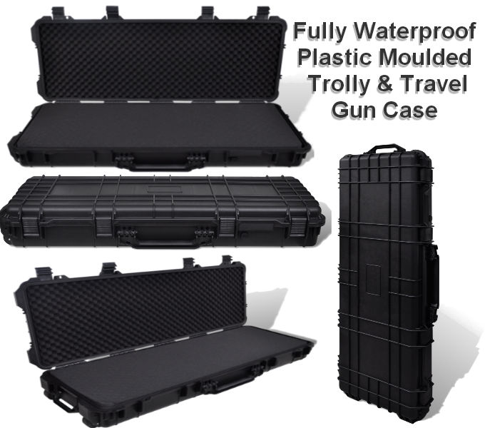 Gun Travel Case - Gun Trolley Case