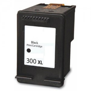 Remanufactured HP 300XL CC641EE Black Inkjet