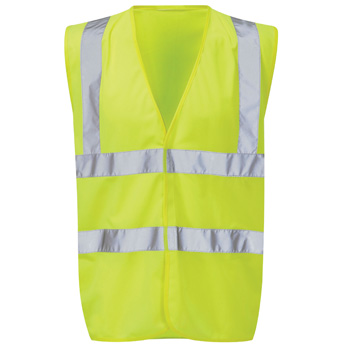 Immortal High Vis Waistcoat / High Viz Vest