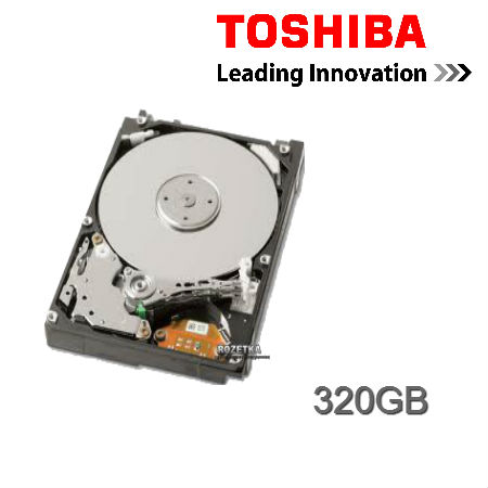 "Toshiba MK3276GSX 320GB 5400rpm SATA 2.5"" Int HDD"