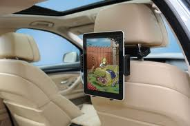 Universal In-Car Tablet/PC Holder