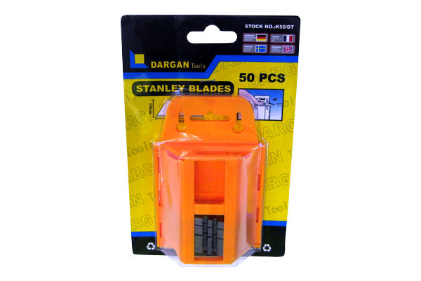 Pack of 50 - Stanley Blades