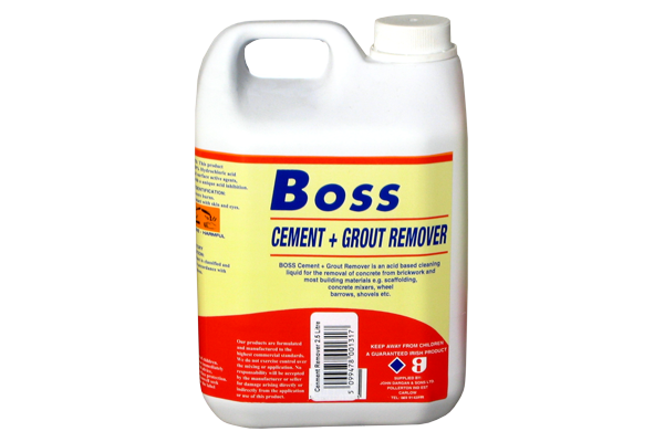 2.5 Ltr Cement Remover
