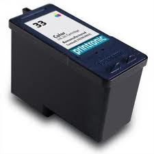 Remanufactured Lexmark 12A1980 (#80) 23ml Colour Inkjet