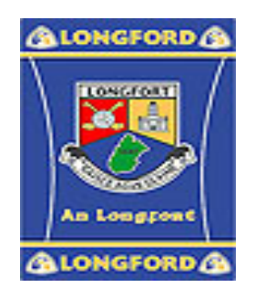 Official G.A.A County Branded Rugs - Longford