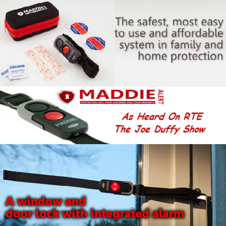 Maddie Alert - Protecting Your Family & Home