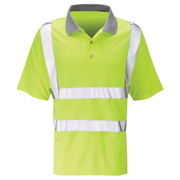 Mercury High Vis Polo Shirt