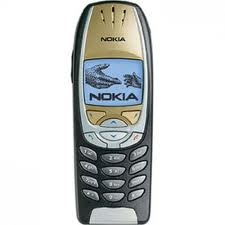 Classic Black & Gold Nokia 6310i Refurbished SIM Free Phone