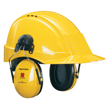 Peltor Optime I (Helmet Mounted) Ear Defender