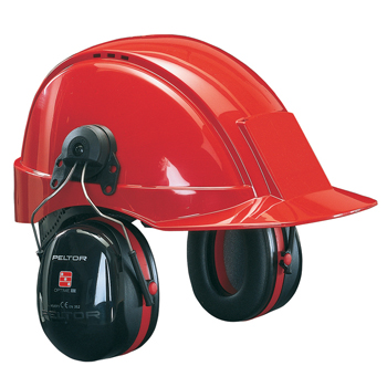 Peltor Optime III (Helmet Mounted) Ear Defender