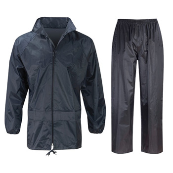 Pacific Rain Jacket & Atlantic Rain Trousers