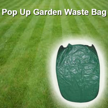 Garden Waste Bag - Easy Pop Up Type