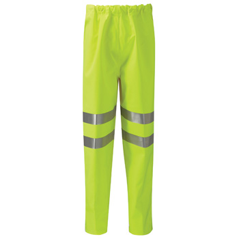 Rhine 3 Layer Gore-Tex High Vis Over Trousers Elasticated