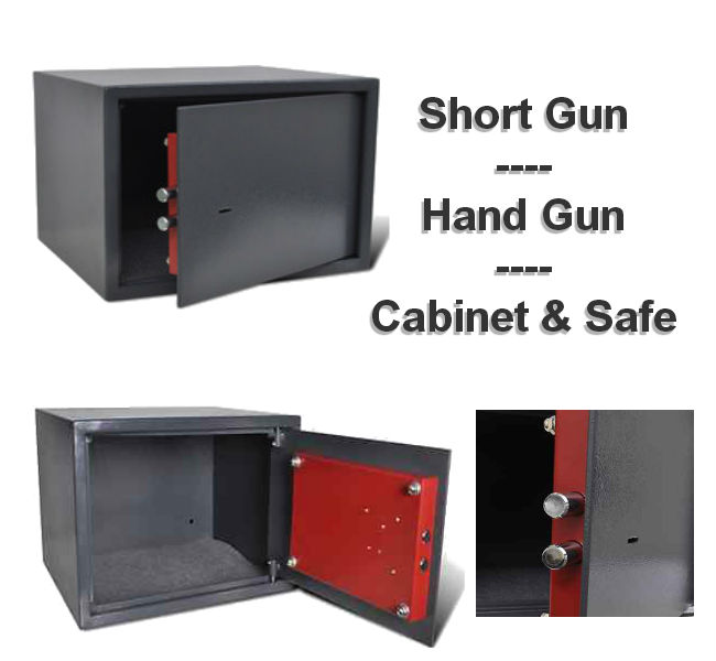 Short Gun Safe - Hand Gun Safes