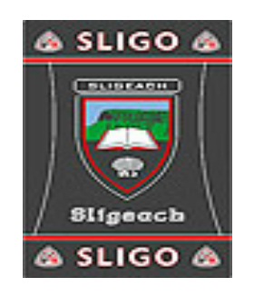 Official G.A.A County Branded Rugs - Sligo