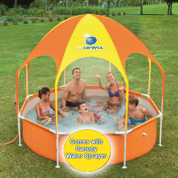 Splash & Shade Family Play Pool