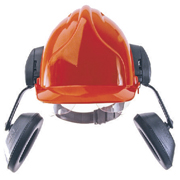 SureFit Helmet & Mounted Ear Defender