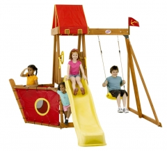 Swashbuckler Wooden Play Centre
