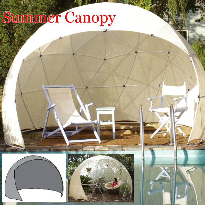 Garden Igloo Dome , HOME INSPIRATION